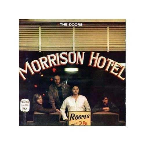 the doors  : morrison hotel cd , made in germany