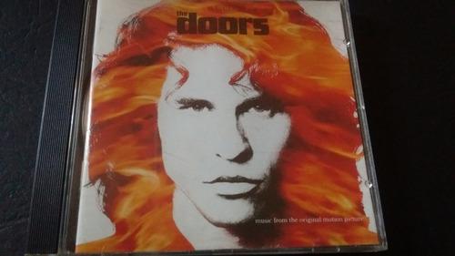 the doors oliver stone film soundtrack cd muy buen estado