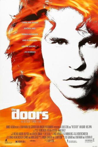 the doors película bluray jim morrison oliver stone