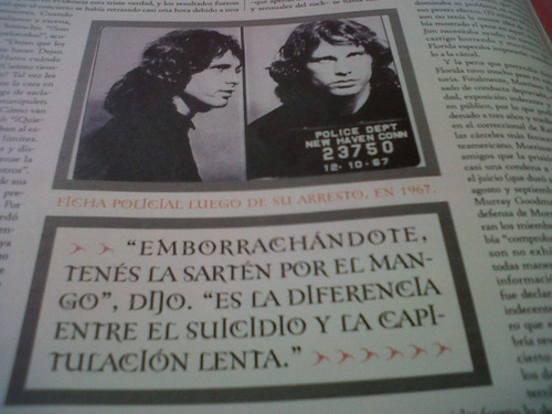 the doors.- revista rolling stone argentina- septiembre 2001