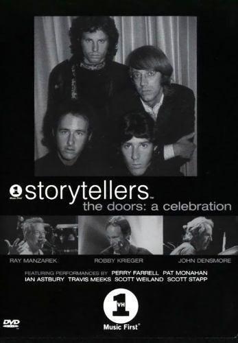 the doors-storytellers (a celebration)-dvd