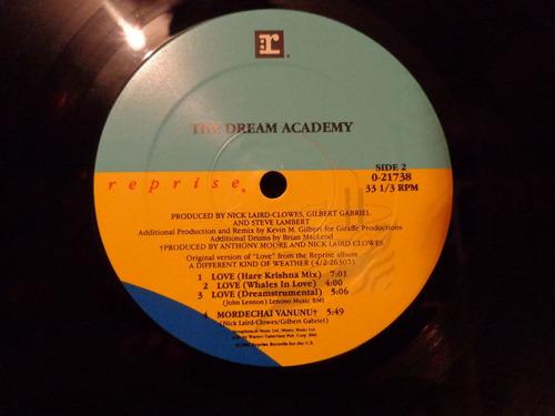 the dream academy love 12  us maxi disco john lennon beatles