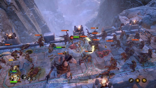 the dwarves ps4 playstation 4 rpg tipo diablo