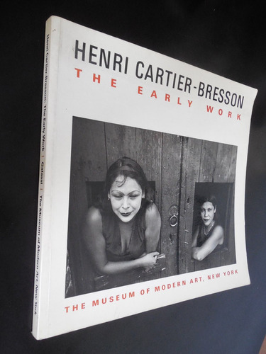 the early work henri cartier bresson moma ny