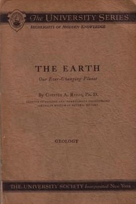 the earth   /  chester a. reeds