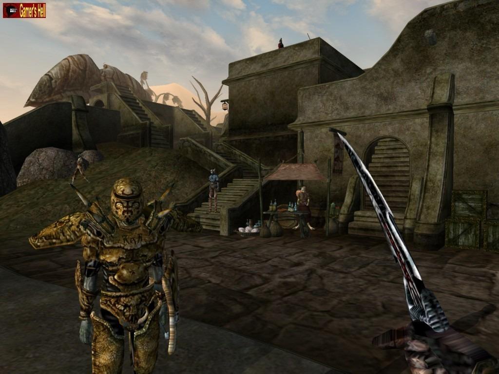 The Elder Scrolls 3 Morrowind Juegos En Español Para Pc