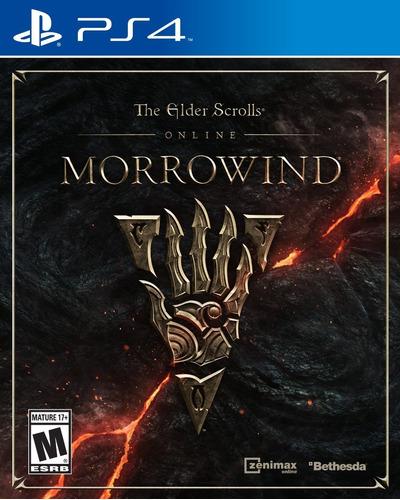 the elder scrolls: morrowind - ps4 fisico nuevo & sellado