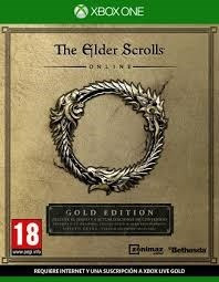 the elder scrolls online gold edition microsoft xbox one