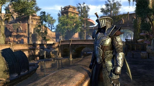 the elder scrolls online morrowind xbox one física + dlc