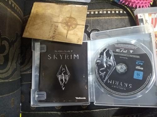 the elder scrolls skyrim ps3