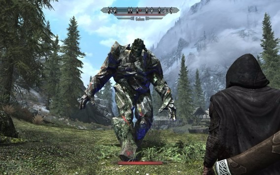 The Elder Scrolls V Skyrim Legendary Edition + Patch FR