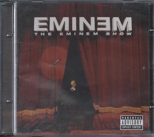 the eminem show cd nacional