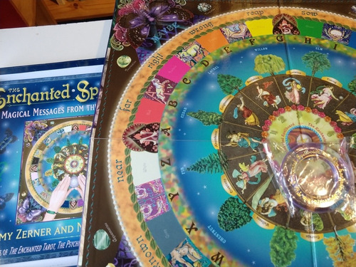 the enchanted spellboard amy zerner monte farber