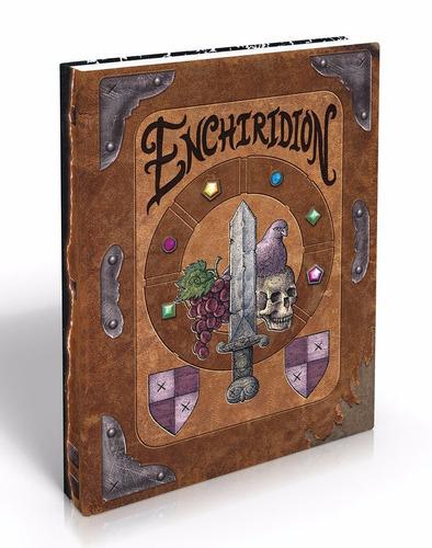 the enchiridion & marcy's super secret scrapbook!