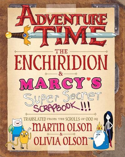 the enchiridion & marcy's super secret scrapbook! env gratis
