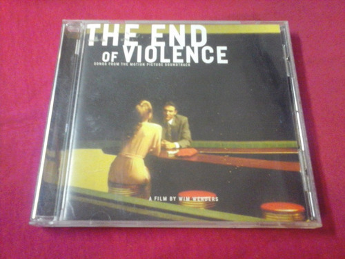 the end of violence - soundtrack - made in usa