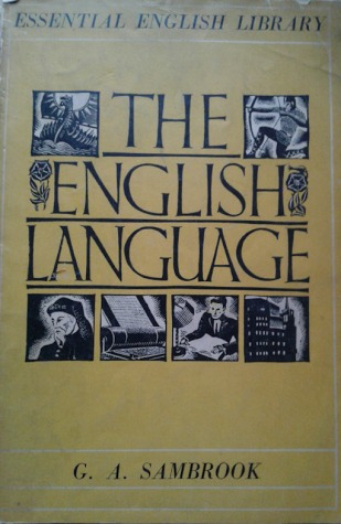 the english language / g. a. sambrook