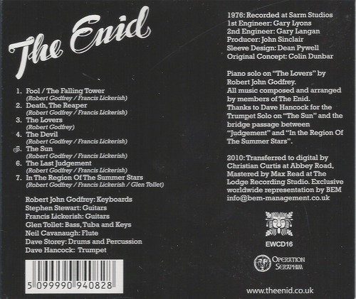 the enid - in the region of the summer stars ( remaster uk )