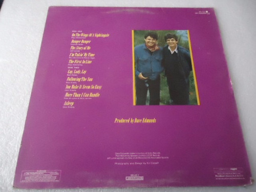 the everly brothers / eb 84 vinyl lp acetato