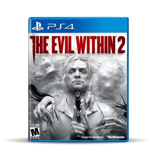 the evil within 2 (nuevo) ps4 físico, macrotec