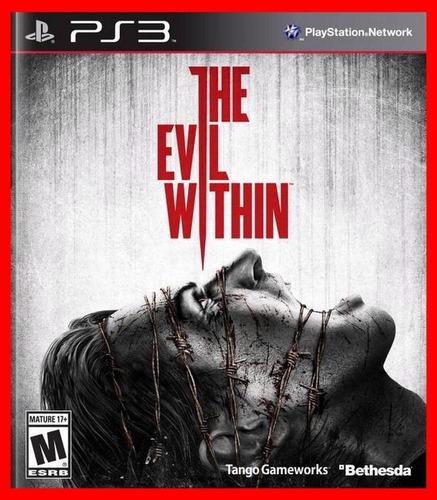 the evil within ps3 código psn