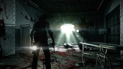 the evil within xbox 360 jogo