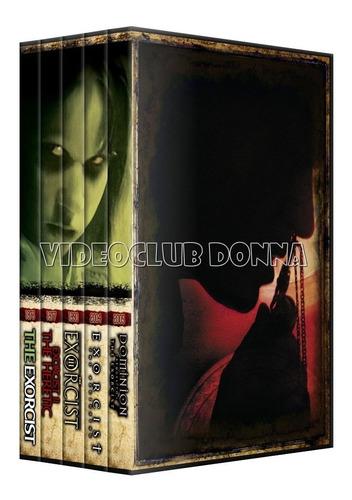 the exorcista saga completa pack 5 peliculas colección dvd