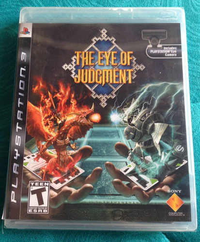 the eye of judgment  / playstation 3 ps3
