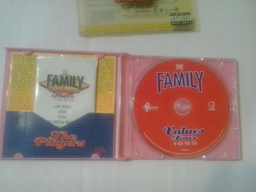 the family values tour 1999 geffen
