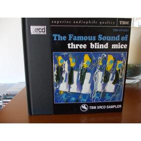 The Famous Sound Of Three Blind Mice,sacd,tbm,xrcd,jvc Japan