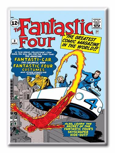 the fantastic four 03 - ima decorativo - bonellihq f19