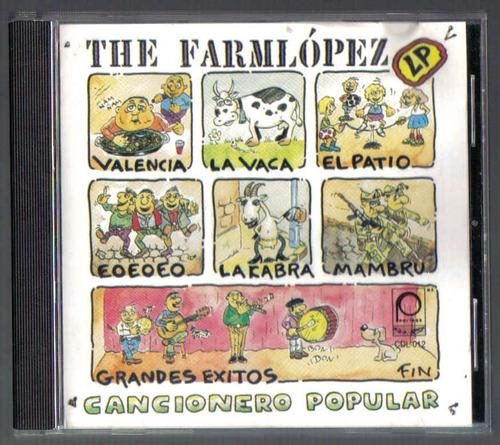 the farmlopez  cancionero popular cd raro peerless 1994  op4