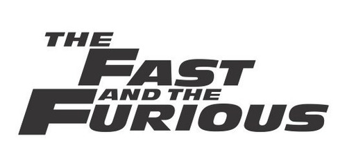 the fast and the furious - 4 adesivos fm-000030
