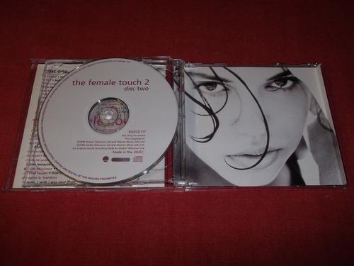 the female touch 2 cd doble imp ed 2001 mdisk