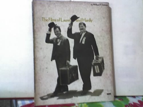 the films of laurel and hardy-william k. everson-citadel