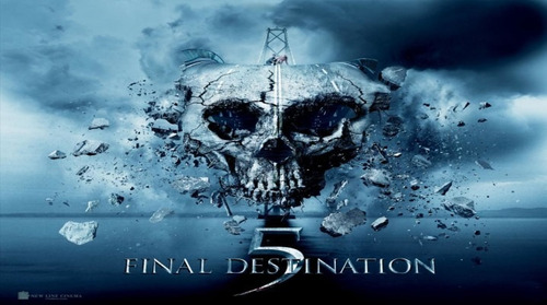 the final destination 3d, blu-ray, dvd, 2010 pelicula