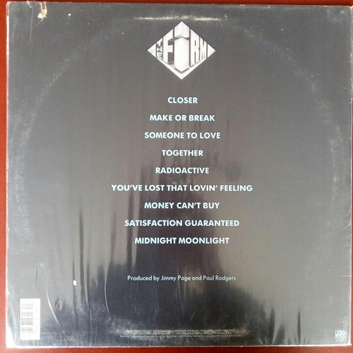 the firm - lp