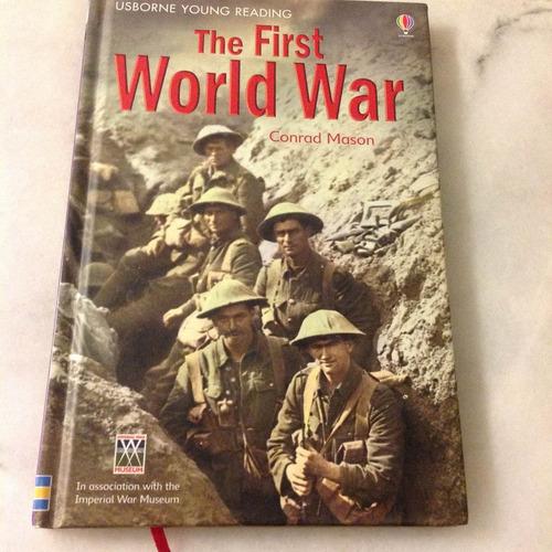 the first world war. conrad mason