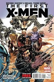 the first x-men: before xavier's dream 5/5completo en ingles