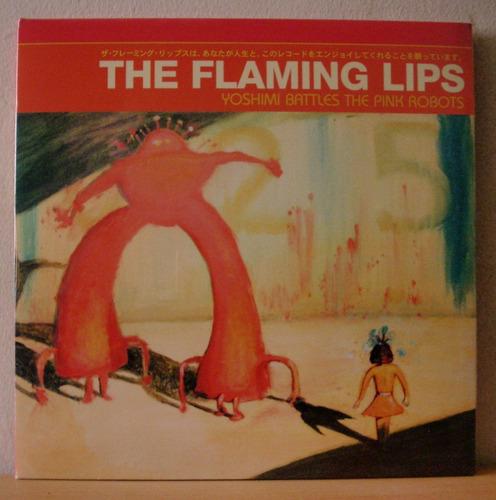 the flaming lips - yoshimi battles... (vinilo edición ltda))
