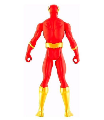 the flash muñeco 29 cm original dc comics - fair play toys