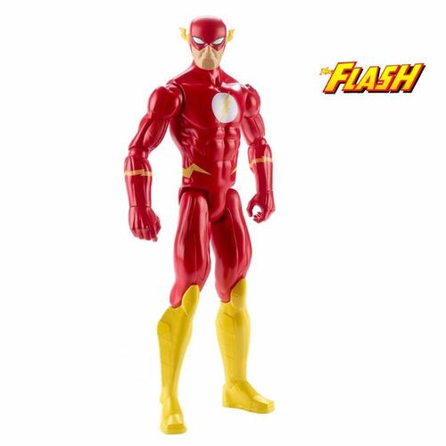 the flash muñeco 29 cm original dc comics - fair play toys