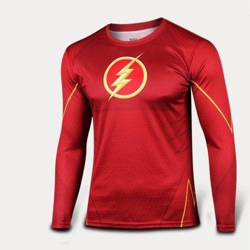 the flash playera larga polyester dryfit tarda 4-5 semana
