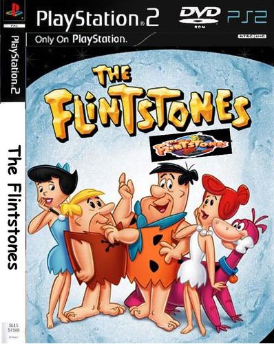 the flintstones - playstation 2 -
