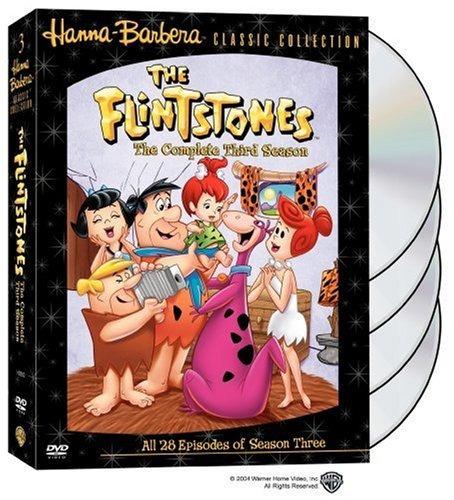 the flintstones - the complete third season