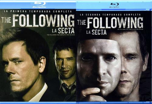 the following paquete temporadas 1 y 2 blu-ray