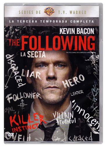 the following serie completa temporadas 1 2 3 paquete dvd