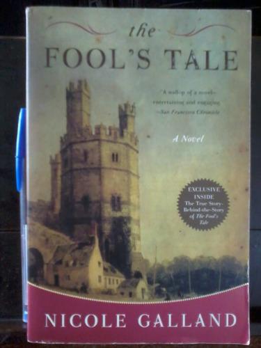 the fool's tale - nicole galland - harper - en inglés - 2006