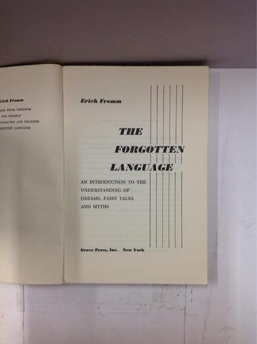 the forgotten language, por erich fromm