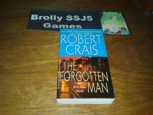 the forgotten man - robert crais - livro novo